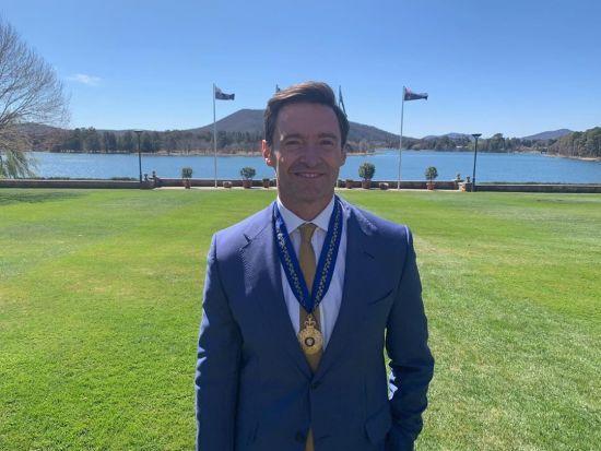 Г`ю Джекман був відзначений найвищою нагородою Австралії