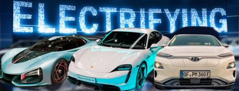 """Штрафи за """"євробляхи"""" і нова армія конкурентів Tesla. П'ять найважливіших автоновин за тиждень"""