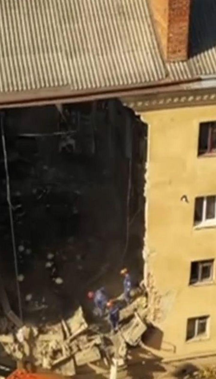 Будинок у Дрогобичі обвалився через особливості зведення - експерти