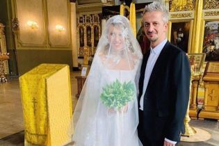 В Сети появились фото с венчания Ксении Собчак и Константина Богомолова