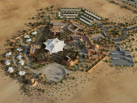 Вэмирате Шарджа открывается новый курорт