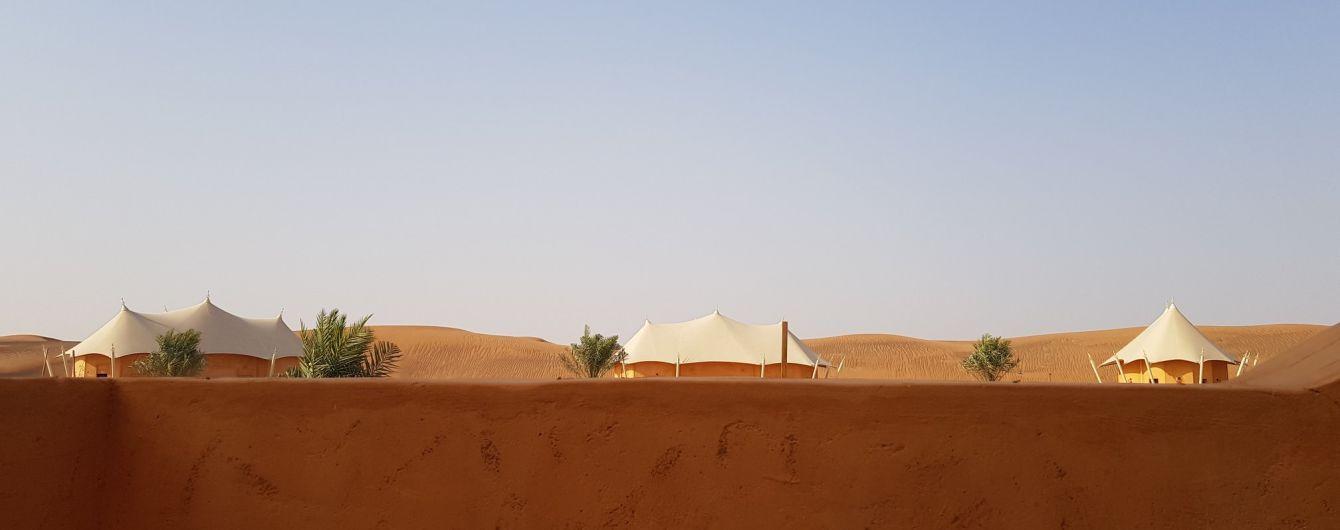 Вэмирате Шарджа откроют новый курорт