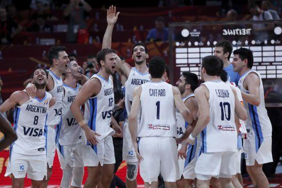 Визначилися фіналісти Чемпіонату світу з баскетболу
