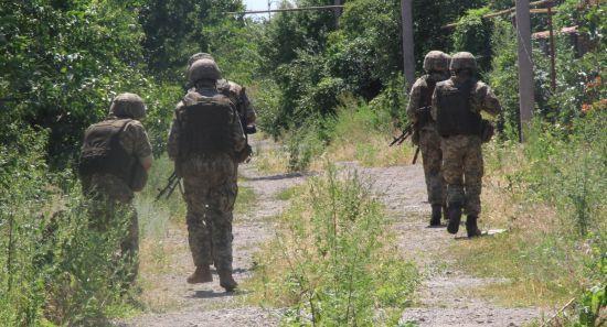 На передовой были ранены шестеро украинских бойцов. Ситуация на Донбассе