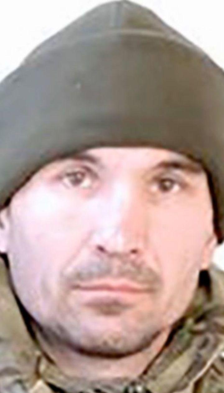 Під час потужного обстрілу загинув військовий батальйону спецпризначення Нацгвардії України