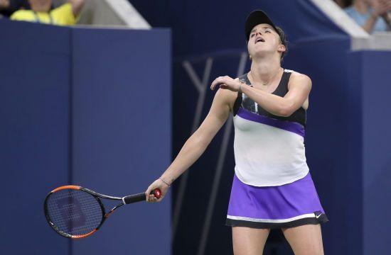 Свитолина проиграла во втором поединке за день и прекратила выступления на турнире в Китае