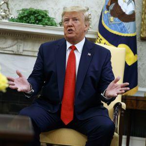 """Американський розвідник написав донос на Трампа. ЗМІ підозрюють, що йдеться про """"тривожну обіцянку"""" щодо України. Головне про скандал у США"""
