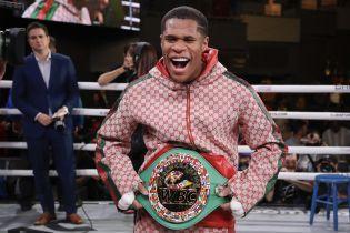 Непобедимый американский боксер дал прозвище Ломаченко