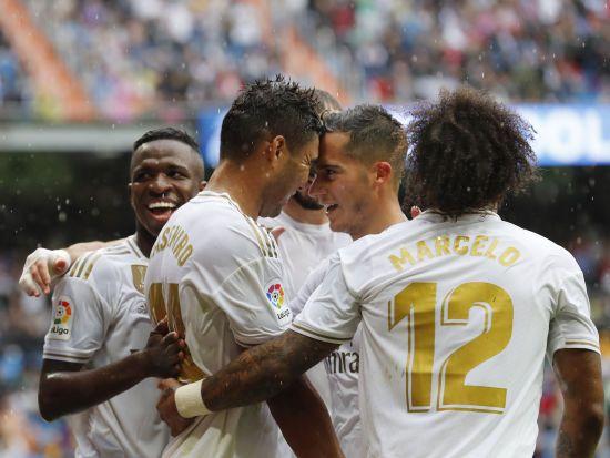 """""""Реал"""" перед стартом у Лізі чемпіонів ледве здолав """"Леванте"""", нарешті дебютував Азар"""