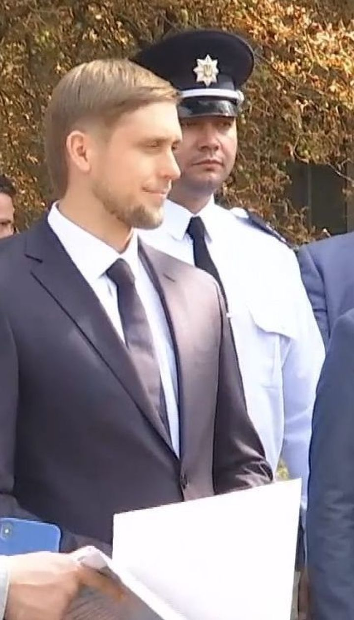 Президент представил нового председателя Днепропетровской ОГА Александра Бондаренко
