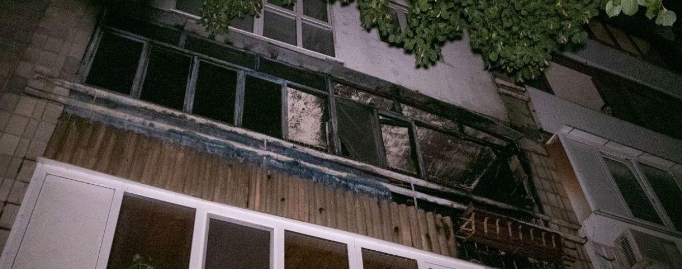 У центрі Києва подружжя пенсіонерів загинуло в пожежі у власній квартирі