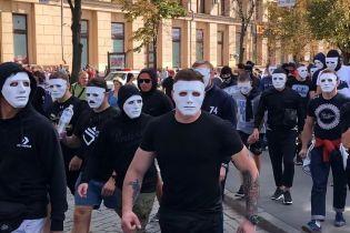В Харькове впервые прошел Марш равенства, после акции националисты начали отлавливать и избивать активистов