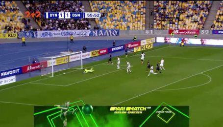 Динамо – Десна - 1:2. Відео голу Філіппова