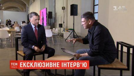 Ексклюзив ТСН.Тижня: Треба дати Росії можливість м'яко відійти з Донбасу - Курт Волкер