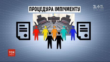 Червона картка для президента: як працюватиме довгоочікуваний закон про імпічмент