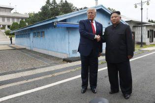 Кім Чен Ин запропонував Трампу зустрітися у Північнй Кореї - ЗМІ