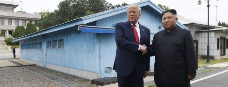 Кім Чен Ин запропонував Трампу зустрітися у Північній Кореї - ЗМІ