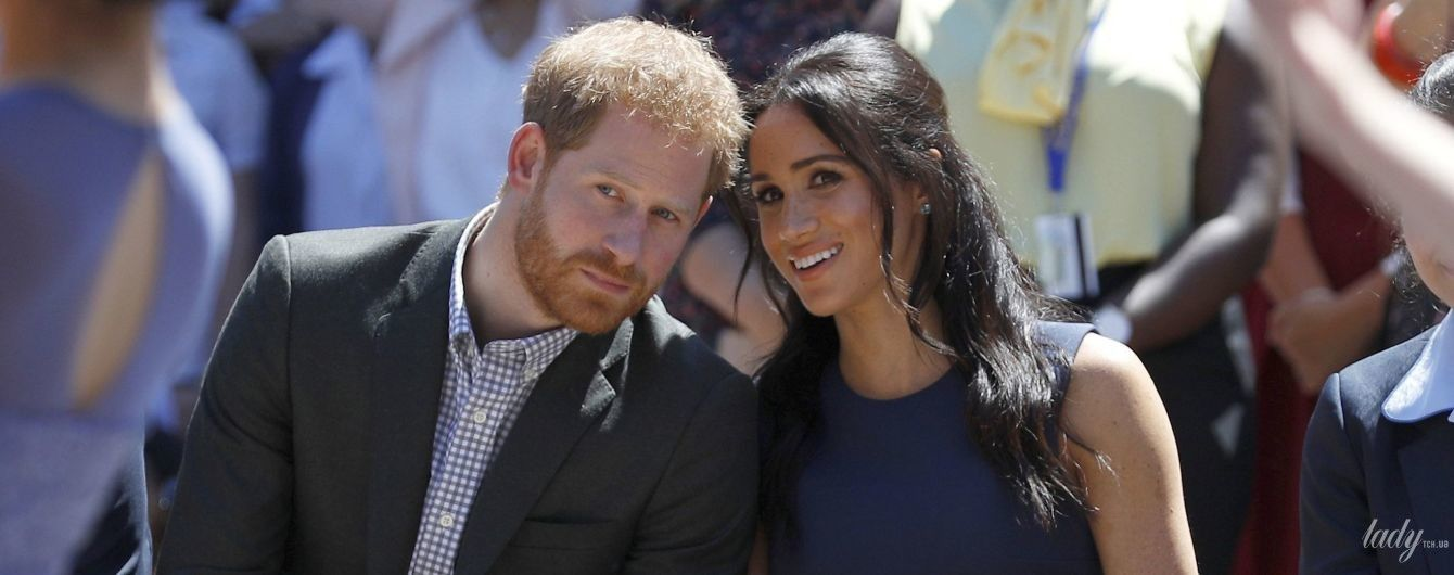 Як зворушливо: Сассекси поділилися новим фото з сином в день народження принца Гаррі
