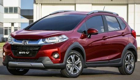 Honda официально представит самый бюджетный кроссовер марки