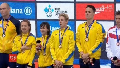 55 медалей завоевали украинские паралимпийцы на Чемпионате мира по плаванию