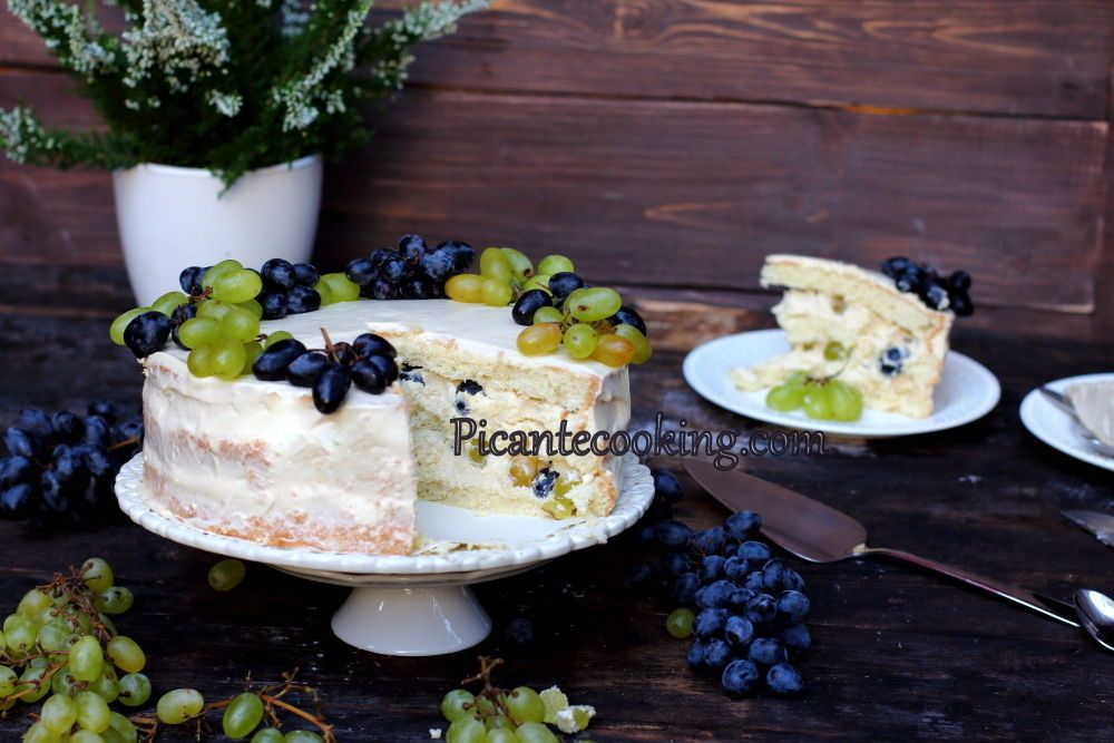 Виноградний торт, для блогів_2