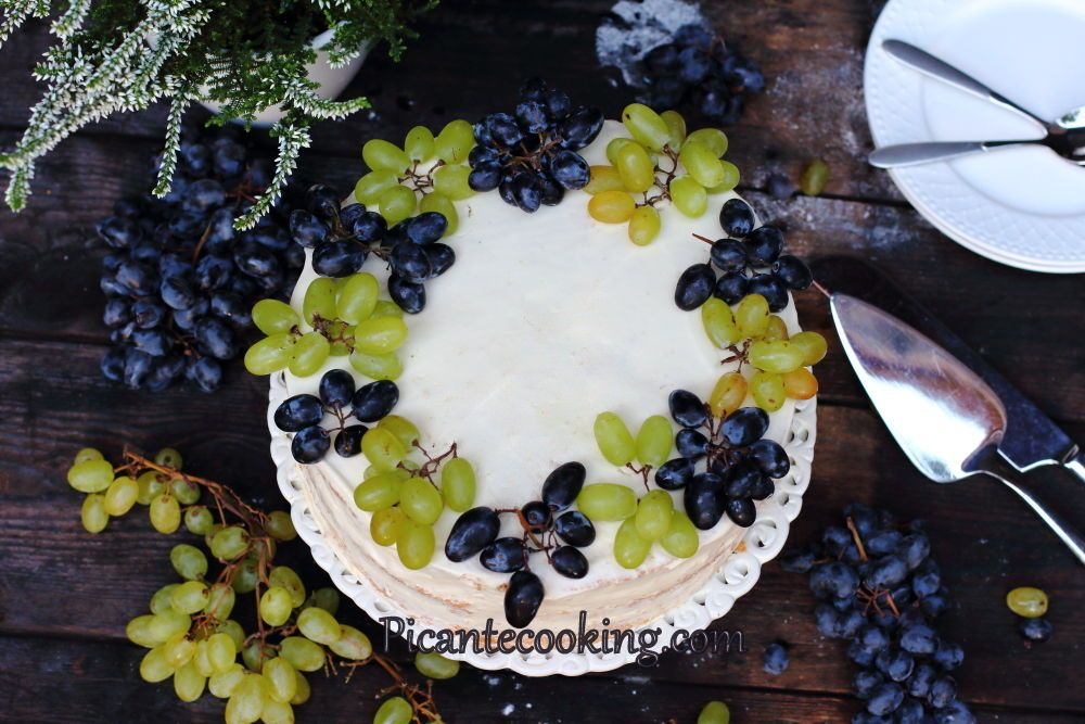 Виноградний торт, для блогів_10