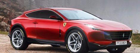 Ferrari розкрила нові подробиці про свій перший кросовер
