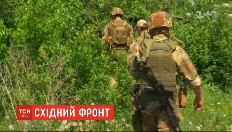 Боевики стреляли из гранатометов и пулеметов на всей линии разграничения