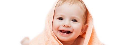 Синдром прорізування зубів