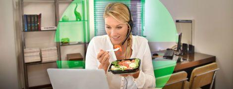 Топ-6 помилок під час харчування на роботі