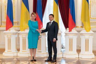 Зеленский договорился с президентом Словакии бороться с контрабандой