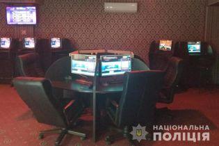 Ігровий автомат treasure island