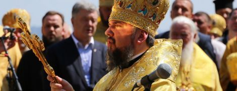 Впервые за два месяца произошел переход прихода из Московского патриархата в ПЦУ. Интерактивная карта
