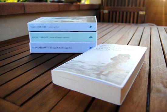 Відома італійська письменниця Елена Ферранте у листопаді випустить новий роман