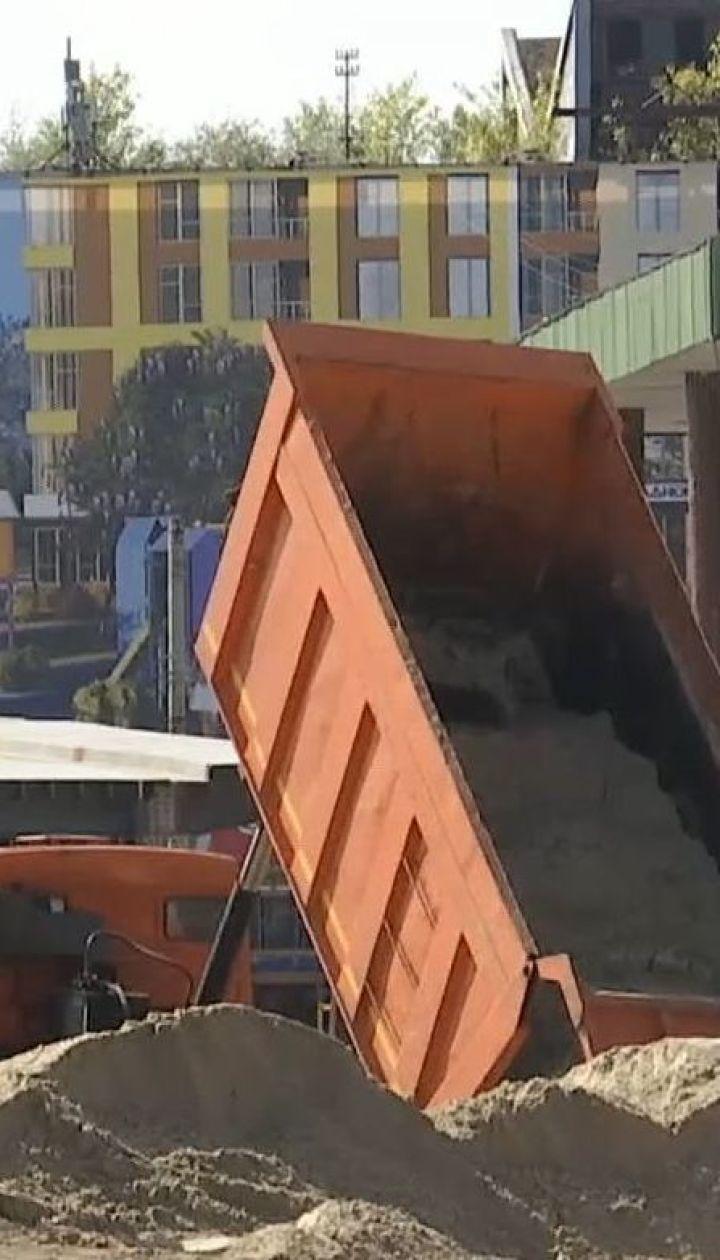 Стоимость реконструкции Шулявского путепровода в Киеве выросла еще на 117 миллионов гривен