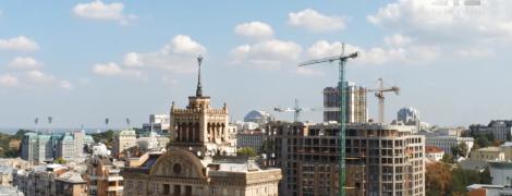 У центрі Києва зводять 15-поверхівку, через яку Хрещатик можуть не внести до світової спадщини ЮНЕСКО