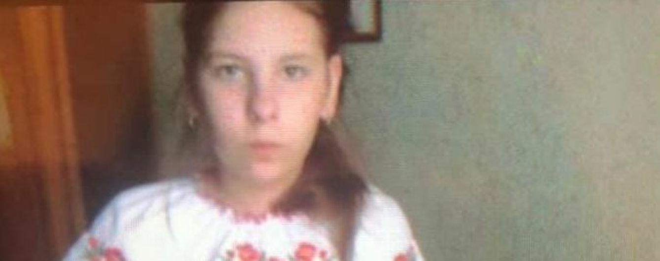 Ушла в школу и исчезла. В Виннице вся полиция города ищет 11-летнюю девочку