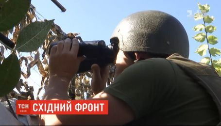 Один український військовий загинув на передовій