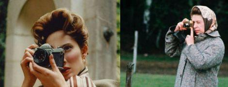 Скопіювала королеву Єлизавету II: модель-трансгендер в стильному зніманні для журналу Paper