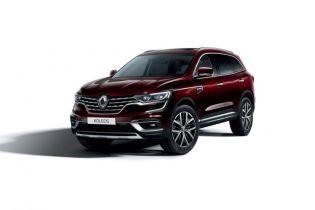 Renault выпустил новый Koleos за $35 тысяч
