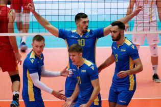 Сборная Украины по волейболу победила Черногорию и приблизилась к плей-офф Чемпионата Европы