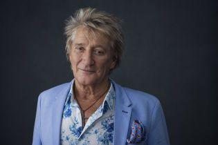 74-летний Род Стюарт впервые рассказал, что поборол онкологию