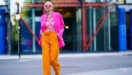 Одяг і колір волосся: ідеальні поєднання