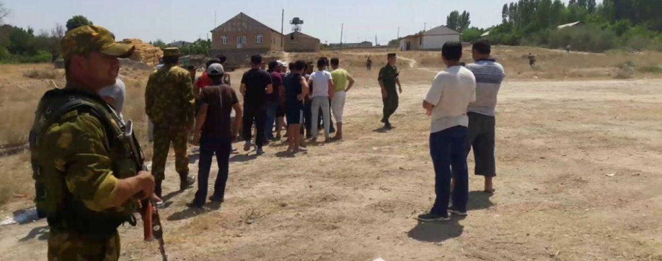 На кордоні Киргизстану і Таджикистану сталася перестрілка: є загиблі та постраждалі