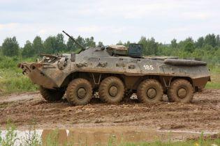 В России во время учений БТР переехал военных, есть жертвы