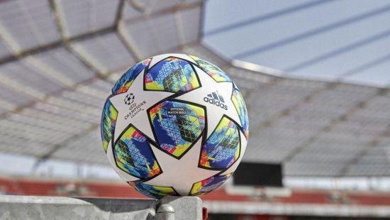 УЄФА представив офіційний м'яч групової стадії Ліги чемпіонів-2019/20, він має три протилежних кольори