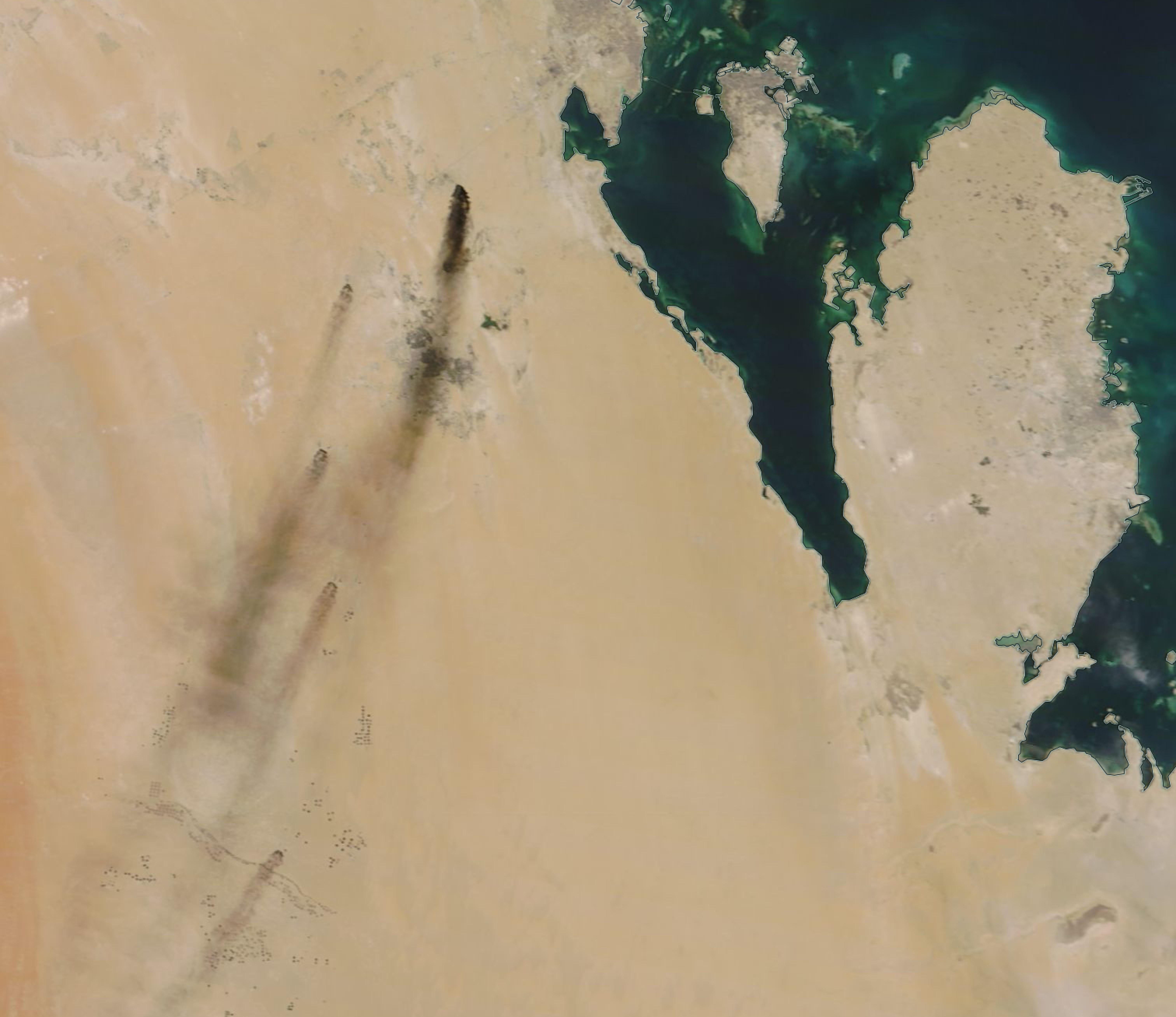 напад на саудівські заводи