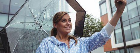 Погода на п'ятницю: в Україні місцями йтиме невеликий дощ