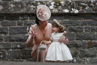 Принцесса Шарлотта заинтриговала сообщением о беременности Кейт Миддлтон - СМИ