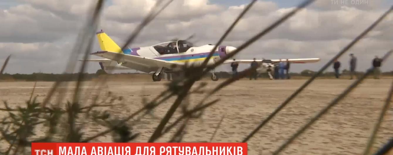 Украинские летчики на новогодний праздник взлетели в небо, несмотря на плохую погоду